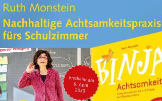 Vorschau: BINJA Achtsamkeit  – Unterrichtsreihe für die 1. – 6. Klasse