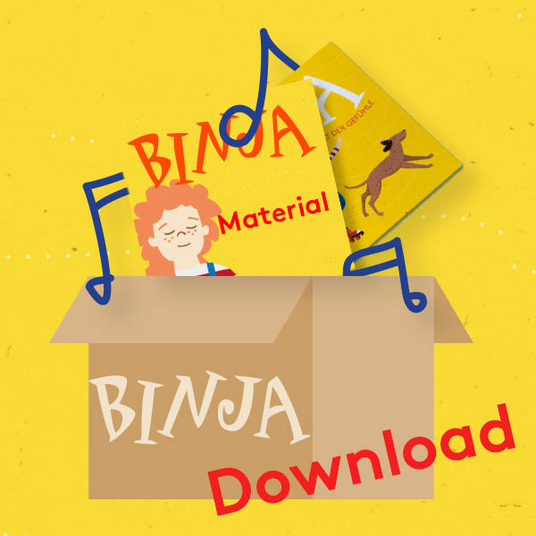 Binja-Set 1. – 6. Klasse (Download)