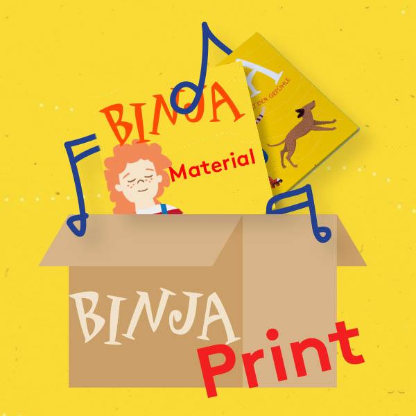 Binja-Set 1. – 6. Klasse (Print)